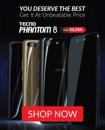 Tecno Phantom 8