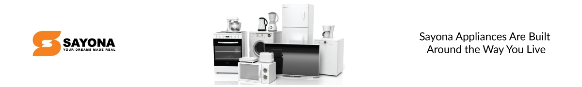 SAYONA APPLIANCES
