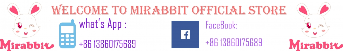 Mirabbit offical store