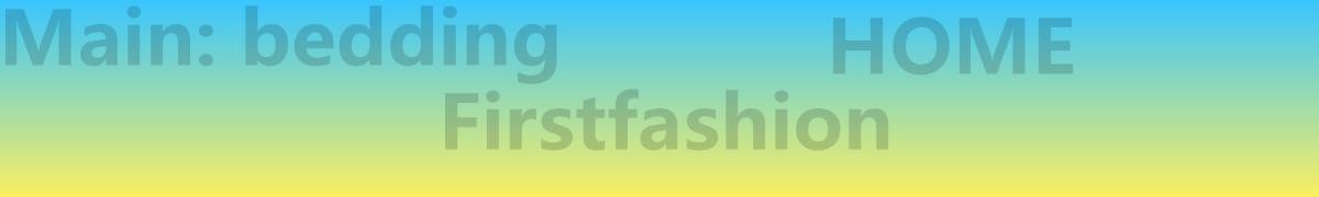 Firstfashion
