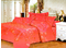 Four piece velvet duvet cover set Multicolor 5*6