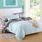 Four Piece High Quality  Zebra Stripped Pure Cotton Duvet Cover Sets Multicolor 6*6