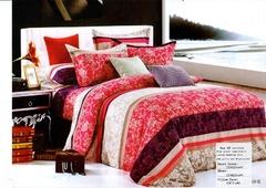 Four piece Long-staple cotton multicolored duvet cover sets Multicolor 6*6