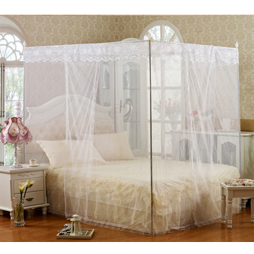 Condole type court mosquito nets one color 5*6