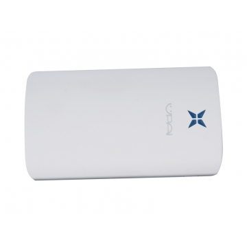 White Upai portable power bank 11000mAh