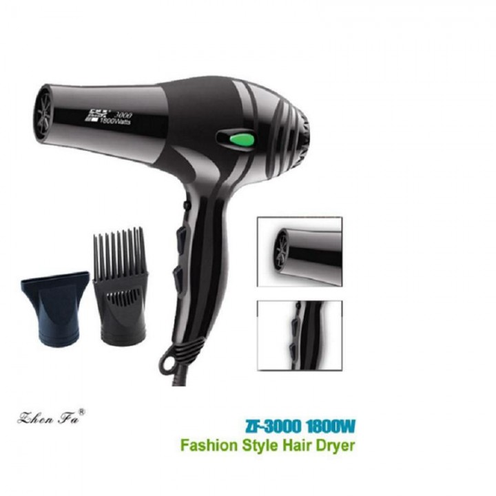 Hair  Dryer Professional Series Motor with Strong Wind(ZF-3001)