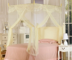 Condole type court mosquito nets #8811 one color 6*6