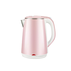 SuTai Electric Kettle 2.2L  Double-layer VDE 2 Plug 220-240V ironing Kettle(6 Months Warranty ) as picture 2.2L
