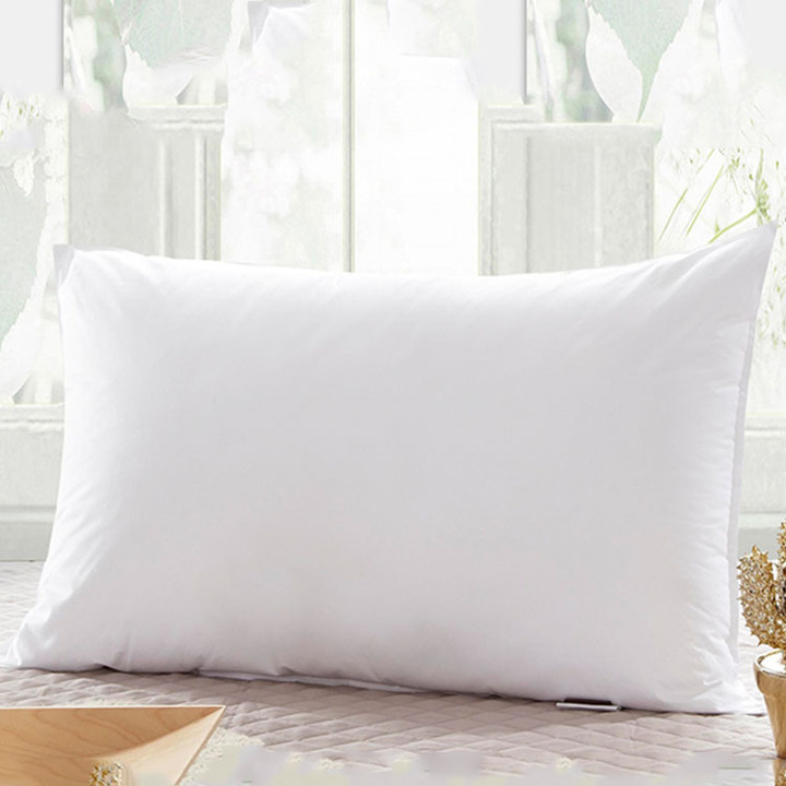 1 Piece Soft White Bed Pillow white 48cm*74cm