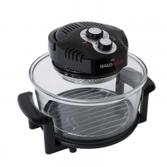 Halowave Halogen Oven: Self-Cleaning Energy-Efficient Countertop Halogen oven