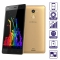 INFINIX Hot 4 X557, 5.5Inch Screen, 2GB/16GB , 2MP/8MP, Finger print Beat Deal Smart Mobile phones gold