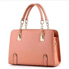Woogoing Handbag Fashion Women Casual Bag Handbags pink one size