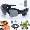 Sports Stereo Wireless Bluetooth 4.0 Eyeglasses Headset /Sunglasses Earphone black portable