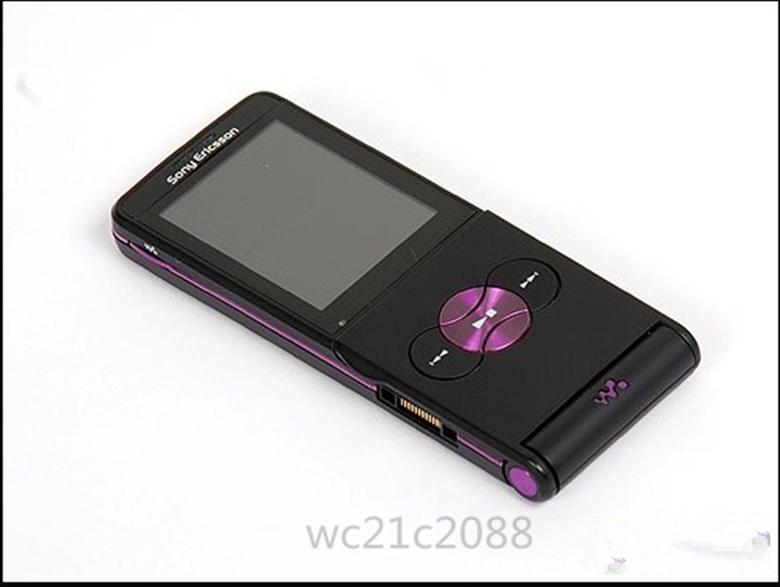 Refurbished phone Original Sony Ericsson W350 W350i 2MP GSM 2G Bluetooth1.3MP GSM Mobile Phone black 4