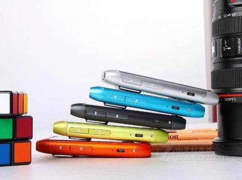 Refurbished nokia N8 smart large-screen hd camera WiFi 12MP 3G smart phone green 20