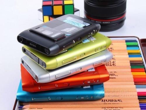 Refurbished nokia N8 smart large-screen hd camera WiFi 12MP 3G smart phone green 15