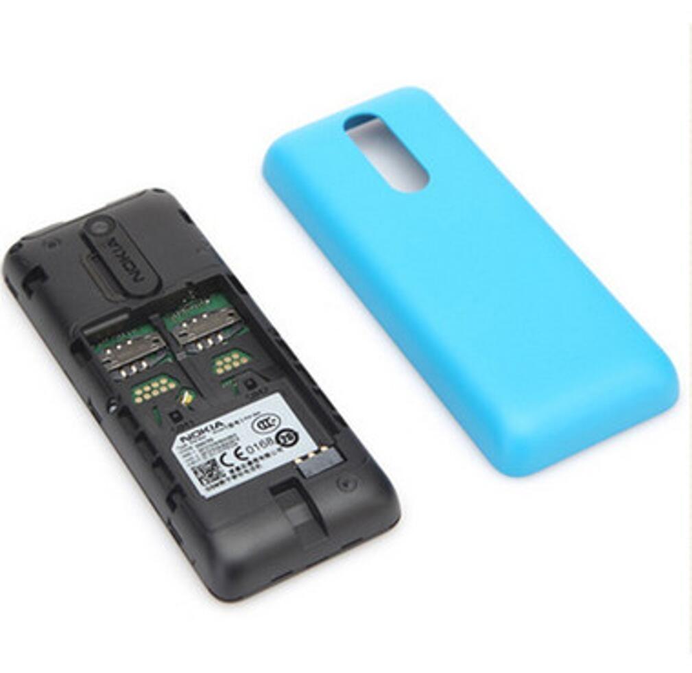 Brand New Nokia 108 Dual Sim Unlocked Gsm Fm camera Mobile Phone red 3