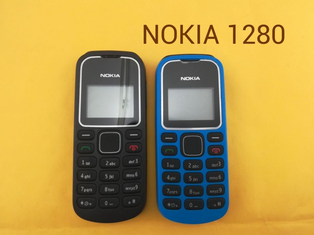 Refurbished phone mobile phone Nokia 1280 Unlocked Wholesale 1280 GSM Cheap Cell phone blue 8