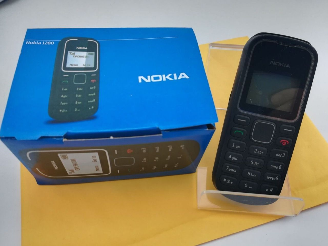 Refurbished phone mobile phone Nokia 1280 Unlocked Wholesale 1280 GSM Cheap Cell phone blue 6
