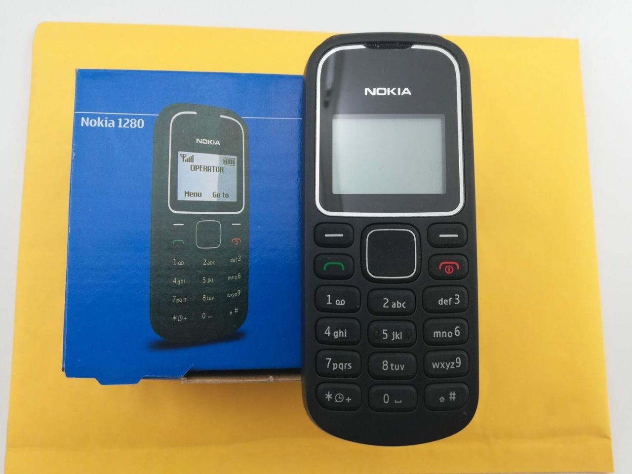 Refurbished phone mobile phone Nokia 1280 Unlocked Wholesale 1280 GSM Cheap Cell phone blue 11