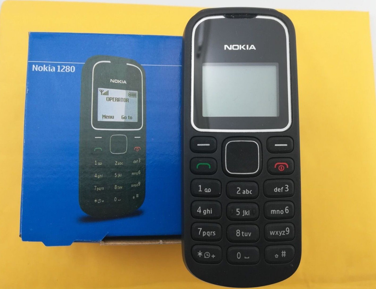 Refurbished phone mobile phone Nokia 1280 Unlocked Wholesale 1280 GSM Cheap Cell phone blue 12