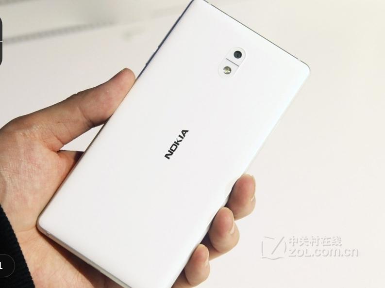 "Refurbished Original Nokia 3 single Dual SIM 16GB ROM "" 2GB RAM 8MP MT6737 Android Phone 2650mAh single sim card blue 9"