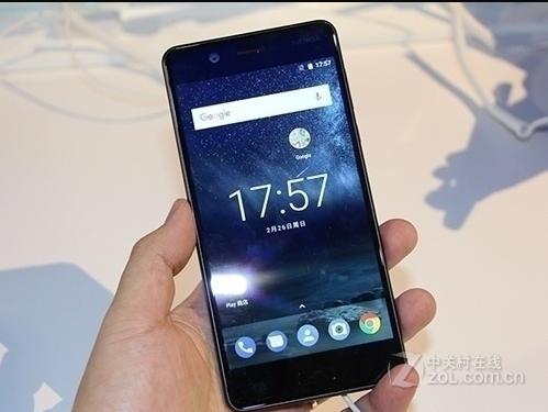"Refurbished Original Nokia 5 single Dual SIM 2GB+16GB ROM 5.2"" 13MP snapdragon 430 Android 7.0 Phone singl sim card blue 2"