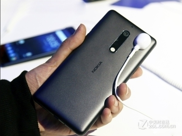 "Refurbished Original Nokia 5 single Dual SIM 2GB+16GB ROM 5.2"" 13MP snapdragon 430 Android 7.0 Phone singl sim card blue 5"