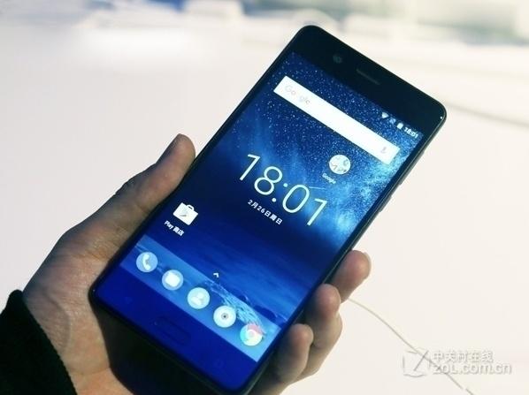 "Refurbished Original Nokia 5 single Dual SIM 2GB+16GB ROM 5.2"" 13MP snapdragon 430 Android 7.0 Phone singl sim card blue 4"