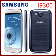 Refurbished Samsung Galaxy S3 i9300 i9305 Quad Core 8MP Camera NFC 4.8'' GPS Wifi 3G 4G Phone i9305 black