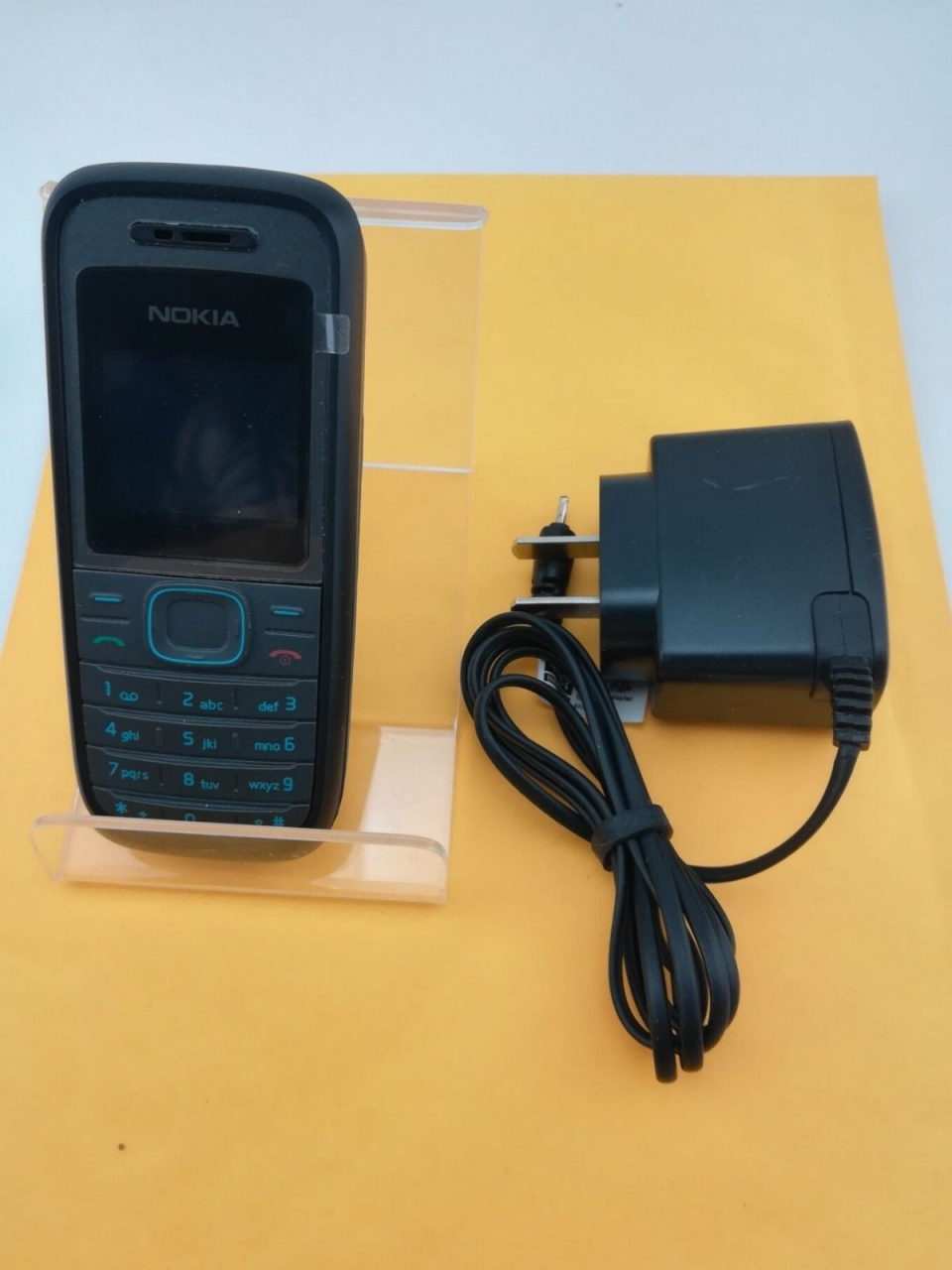Refurbished phone Original Cellular Nokia 1208 Cheap phones GSM unlocked phone red 11