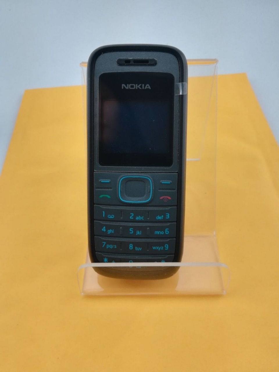 Refurbished phone Original Cellular Nokia 1208 Cheap phones GSM unlocked phone red 15