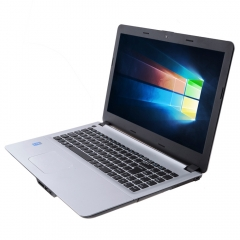 MUETY 15.6 inch Intel Core i5-4210U Laptop Win10 Notebook silver one size