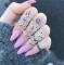 10 Pcs/Set Boho Vintage Cute Turtle Ring Set Opening Rings Midi Finger Rings  Women Bohemian Jewelry Silver 10 PCS / Set