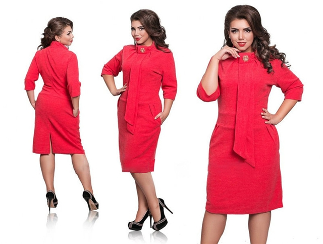 3d742f9f44b ... Women Plus Size Felame Ladies Turtleneck 6XL Oversized Sexy Knee Length  Dress Party Red L  Product No  657699. Item specifics  Brand