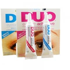 Beauty Makeup False Eyelashes Adhesive Waterproof Glue Eye Lash Eyelash Glue For Lashes Makeup transparent