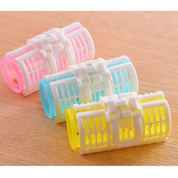 3 Pieces Plastic Rollers Hair Curlers for Hair Travel Home UseDIYHair Curler Rollers2 as picture