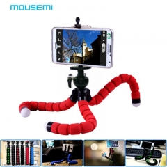 Flexible Octopus Leg Phone Holder Smartphone Accessories  Tripod For Phone radom 15*3.5*3.5