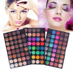 120 Color Eye Shadow Makeup Cosmetic Matte Color Eyeshadow Rainbow Palete Professional Makeup Tool as picture