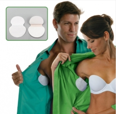 20PCS Summer Armpit Sweat Pads Underarm Deodorants Stickers Absorbing Disposable Anti as picture