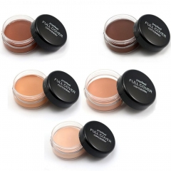 Full Cover Concealer cream Makeup Primer Cover Foundation Base Lasting Oil Control Cream 05