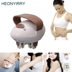 3D Electric Full Body Slimming Massager Roller Cellulite Massaging Smarter Device Weight Loss Fat as picture