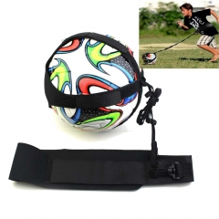 2018 World Cup Football Kick Trainer Skills Solo Soccer Training Aid Equipment Waist Belt
