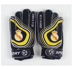 2018 World Cup Children Football Fans Goalkeeper Gloves Suitable for 7-15 age Boys Goalie Gloves RM AS  PICTURE
