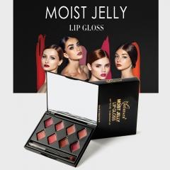 Lip Frosting Moisturizing Diluting Lip Stripe Combination jelly Lipstick long-lasting Charming 01