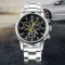 New Mens Watches Top Watch Men Fashion Male Hours Business Quartz Watch black as pic