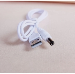 1m Black USB DC3.5 Cable Male to Female with Switch ON/OFF Cable Extension Toggle for USB Lamp AS PICTURE