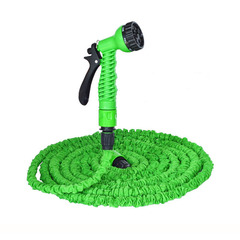25FT Garden Hose Expandable Magic Flexible Water Hose  Hoses Pipe With Spray Gun To Watering as picture