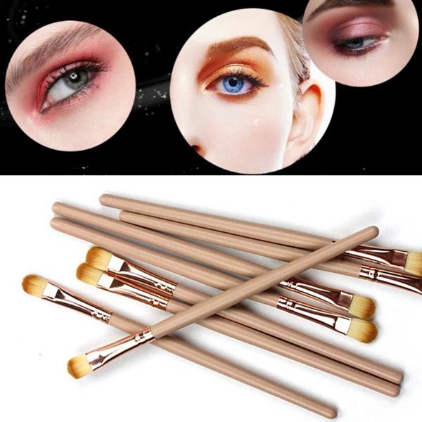 1Pcs professional eyebrow brush Eyebrow Brush eye Makeup Brush liquid eyeliner Cosmetics Tools as picture