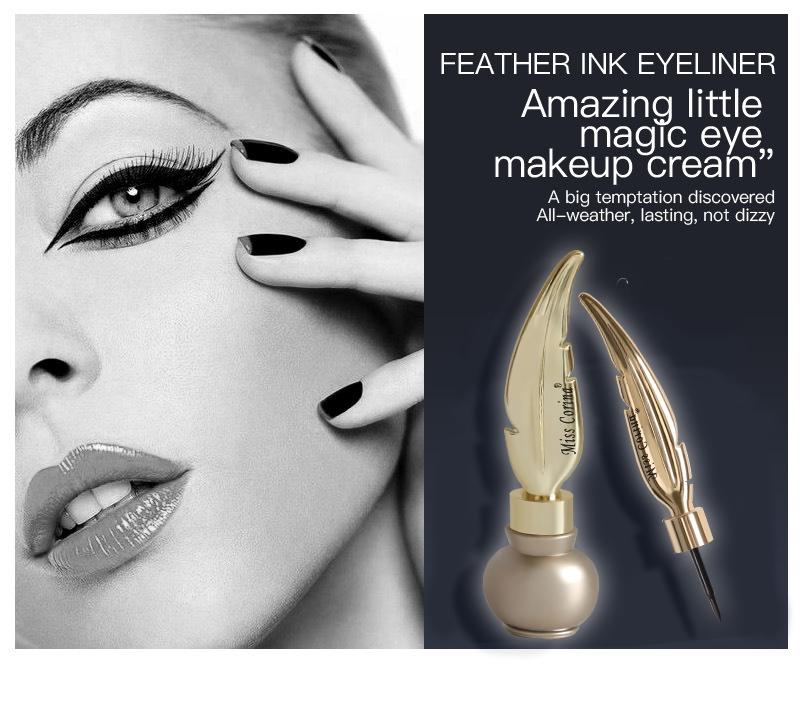 5th Anniversary 24 pcs Women Value Pack Makeup Set Gift Gel Eyeliner Eye Liner Pen Eyebrow Pencil as picture 7